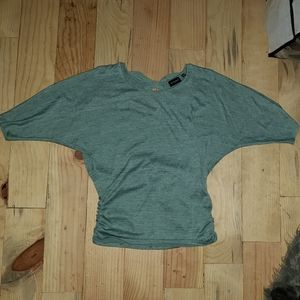 Tempted Mint 3/4 Sleeve Top